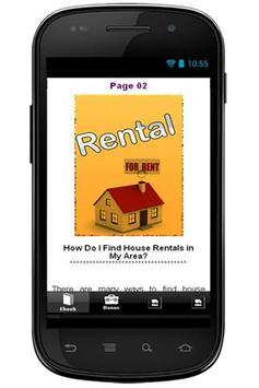 Home Rentals Info screenshot 3