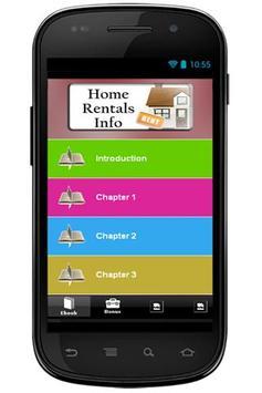 Home Rentals Info screenshot 1