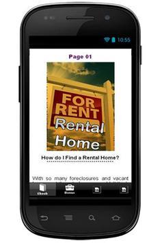 Home Rentals Info screenshot 2