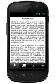 Home Rentals Info screenshot 4