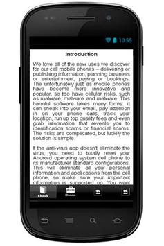 Virus Fixer Info apk screenshot
