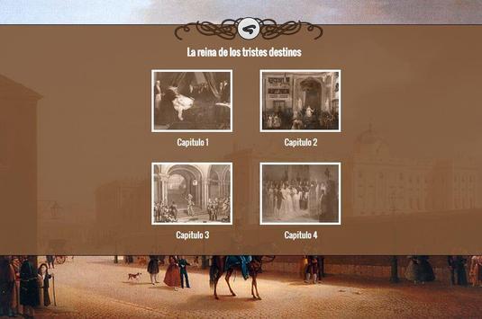 Historia de España - Isabel II screenshot 2