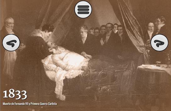 Historia de España - Isabel II screenshot 3