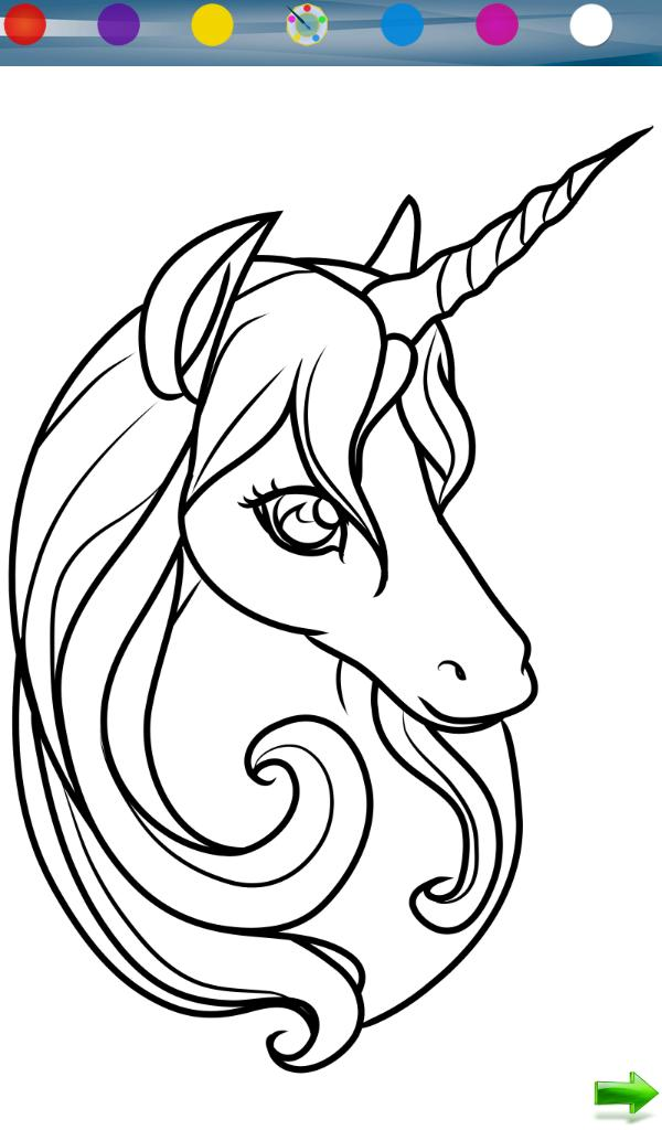 Unicorn Coloring Game For Android Apk Download