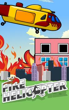 Fire Helicopter screenshot 1