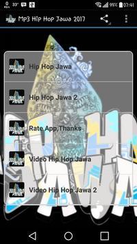 ... Mp3 Hip Hop Jawa 2017 captura de pantalla de la apk ...