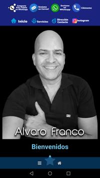 Alvaro Franco poster