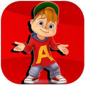 Alvin HD chipmunks Wallpaper icon