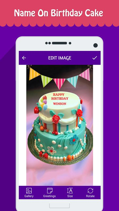 Name Photo On Birthday Cake Apk Download Free Photography App For
