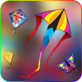Flying Kite Live Wallpaper icon