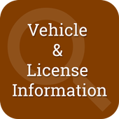 RTO Vehicle & License Info icon