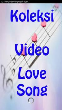 Koleksi Video Love Song poster