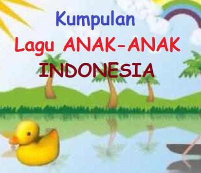 Lagu Anak Indonesia poster