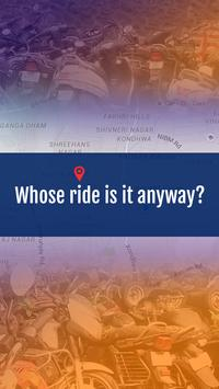 Whose Ride Is It Anyway? poster