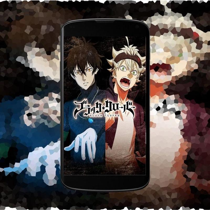 Black Clover Hd Best Wallpapers For Android Apk Download