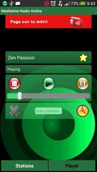 Meditation Relax Radio Online screenshot 2