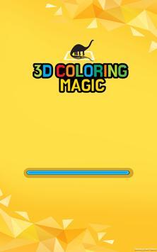 AREVO DINO - 3D AR COLORING apk screenshot