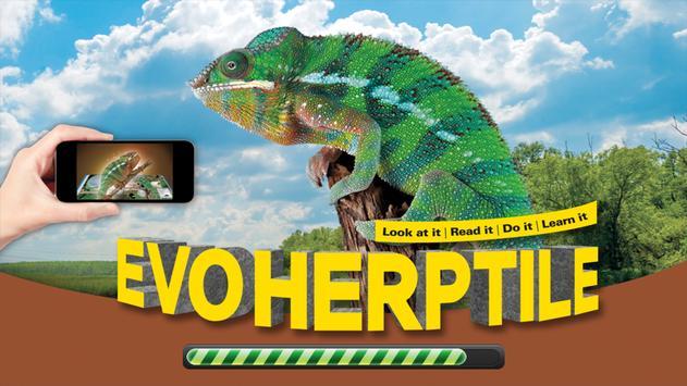 EVO HERPTILE - EVOHERPTILE AR poster