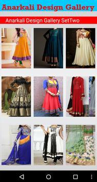 Anarkali Design Gallery apk screenshot