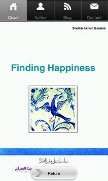 Finding Happiness poster