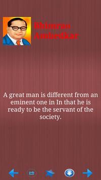 BR Ambedkar Biography & Quotes screenshot 6