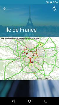 France Trafic pour Android screenshot 3