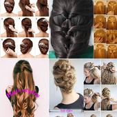 Girls HairStyles HD New 2018 icon