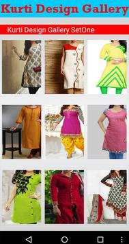 Kurti Design Gallery screenshot 1