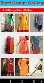 Kurti Design Gallery apk screenshot
