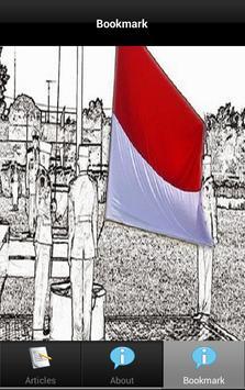 Teks Lagu Wajib Nasional screenshot 1
