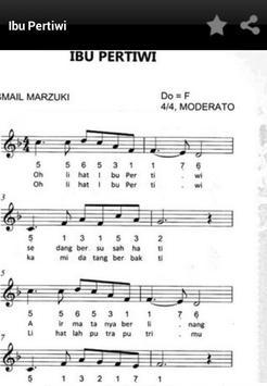 Teks Lagu Wajib Nasional screenshot 2