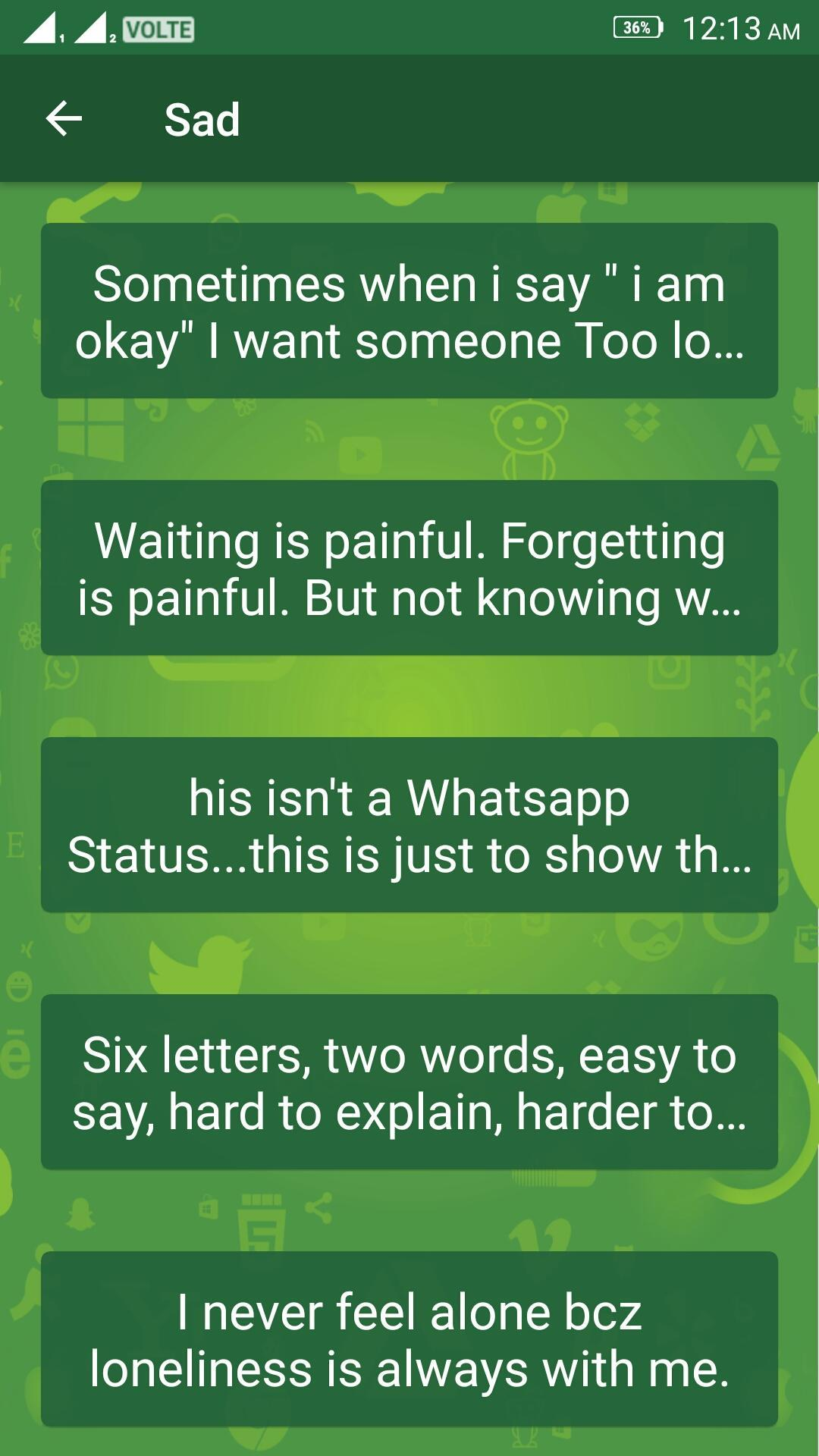 Status For Whatsapp For Android Apk Download