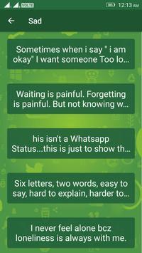 Status for Whatsapp screenshot 4