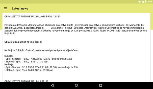Split Bus screenshot 14