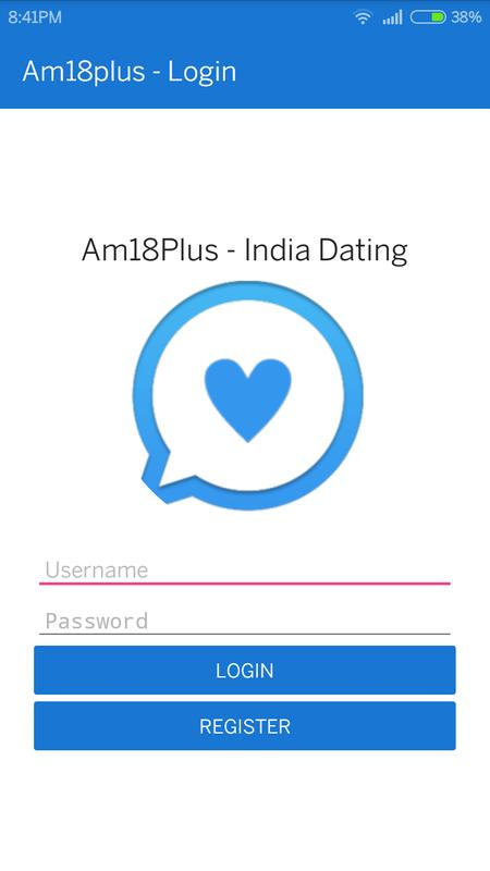 Indian dating chat app
