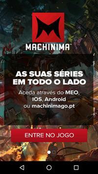 Machinima GO Portugal poster