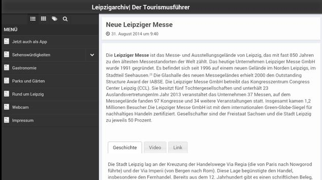 LeipzgTouriApp screenshot 3
