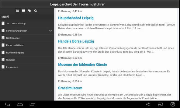 LeipzgTouriApp screenshot 2