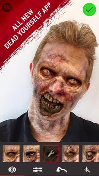 The Walking Dead Dead Yourself poster