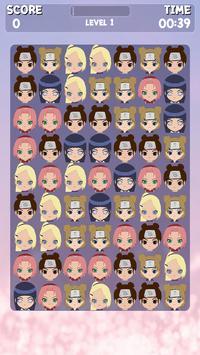 Ninja Girls Match Kids poster