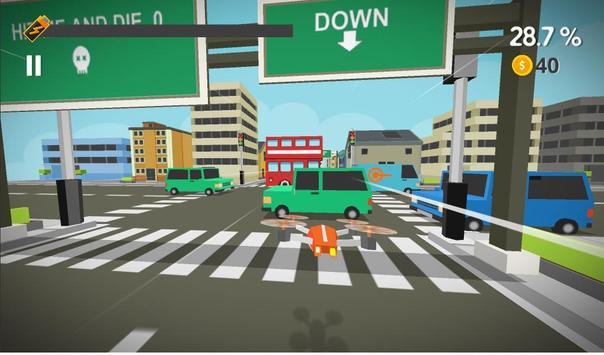 GO DRONE - Traffic Rush screenshot 1