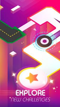 Dancing Ballz: Magic Dance Line Tiles Game apk تصوير الشاشة