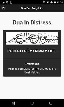 Duas For Daily Life apk screenshot