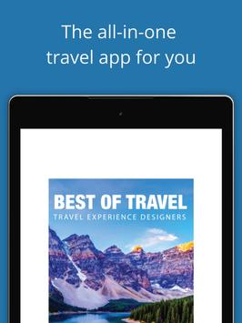 BEST OF TRAVEL 8.0.0 poster