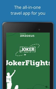 JokerFlights 8.2 apk screenshot