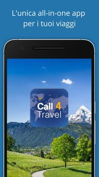 CALL4TRAVEL poster