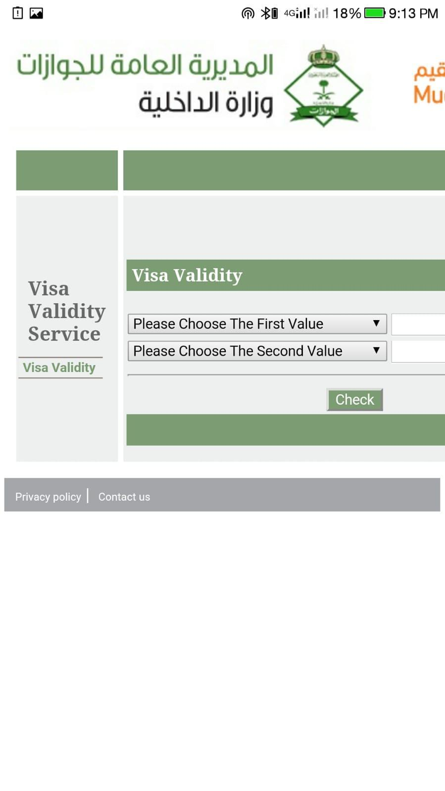 Saudi Iqama Checker Traffic fines for Android - APK Download
