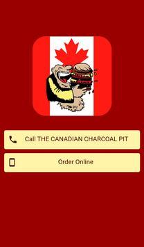 Charcoal Pit Reddish poster