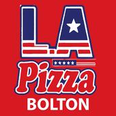 LA Pizza Bolton icon