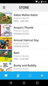 Books screenshot 1